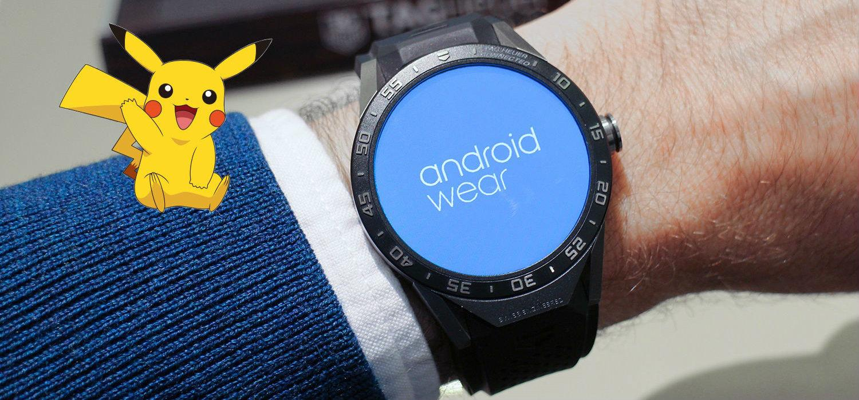 Pokémon Go - Android Smartwatch