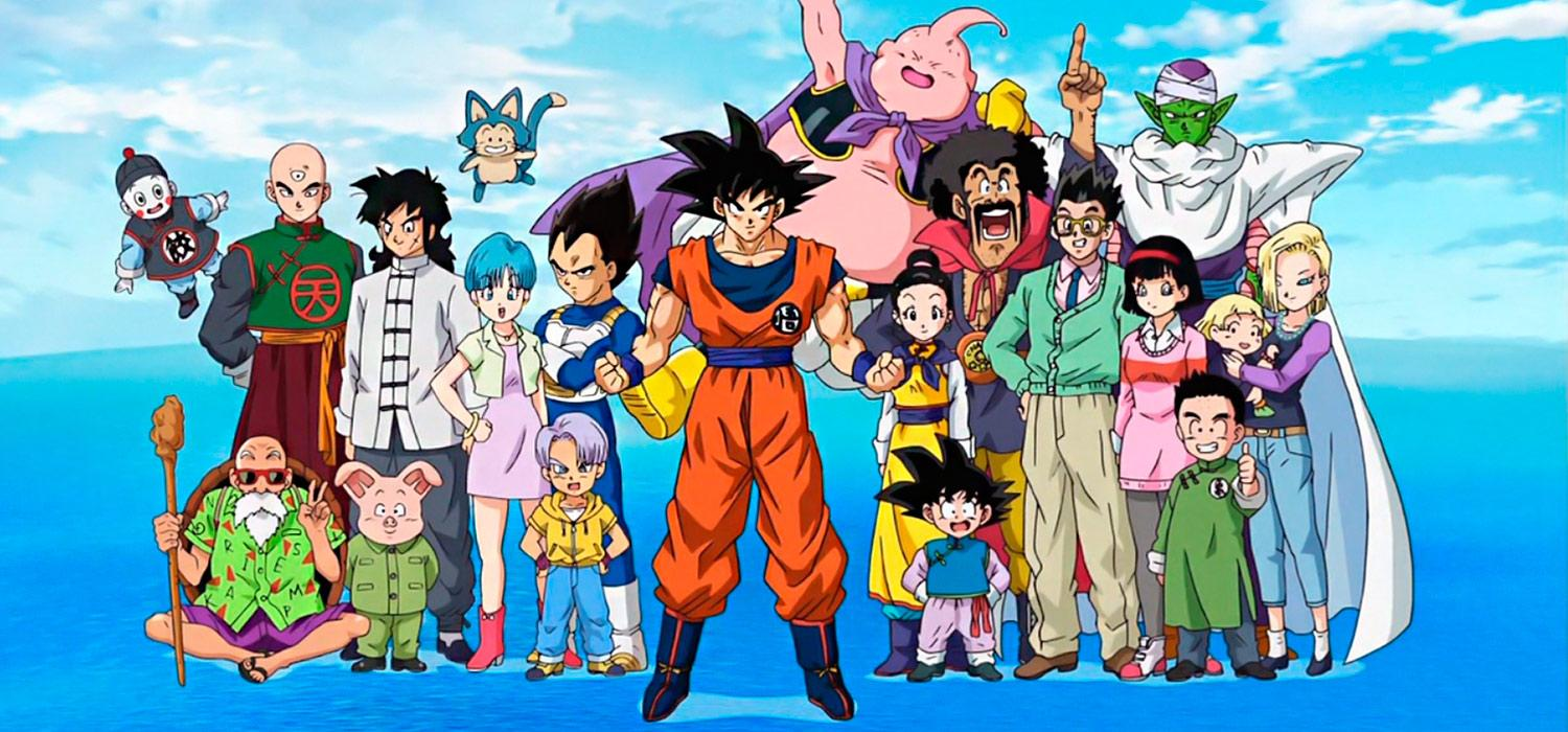 Mejores animes de la historia dragon ball one piece - Dragon ball one piece ...