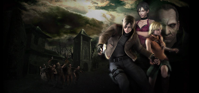 Resident Evil 4 ppal
