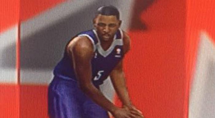 Rudy NBA 2K17
