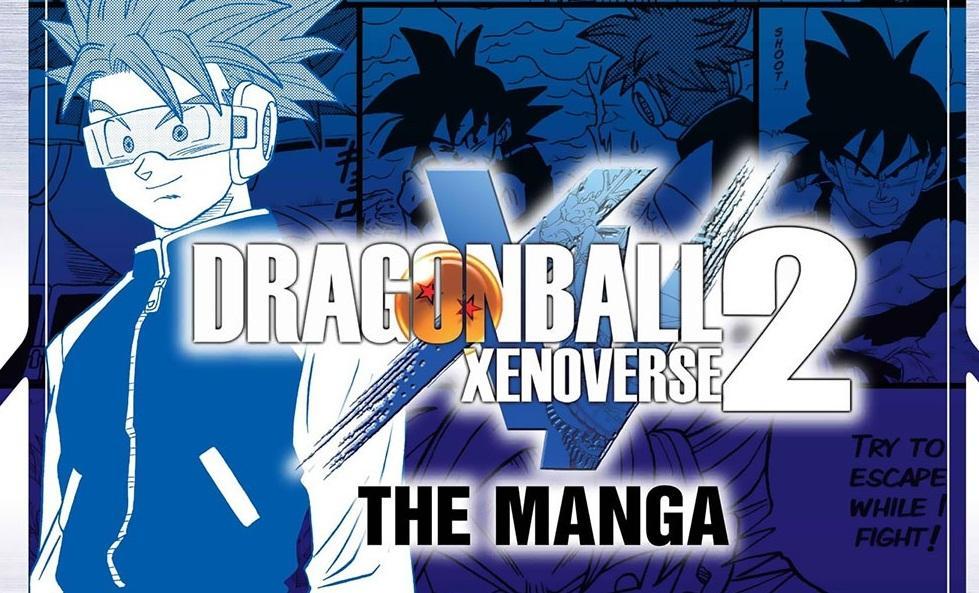 Xenoverse 2 Manga