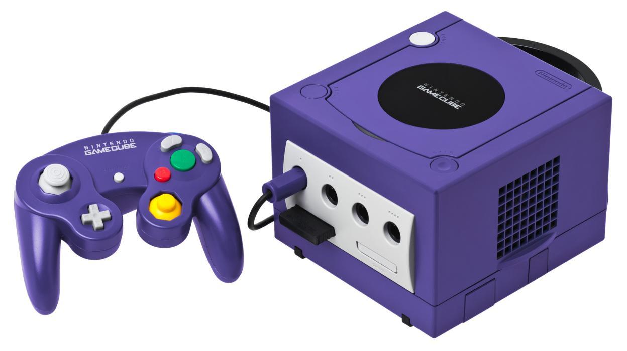 08 Gamecube