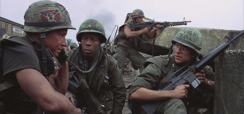 Las 15 mejores películas bélicas de la historia