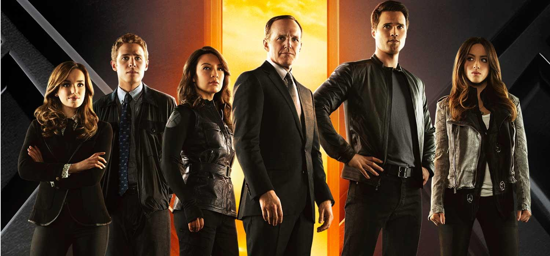 Agentes de SHIELD Temporada 1