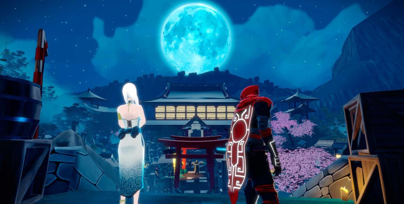 Análisis de Aragami para PS4 - Principal