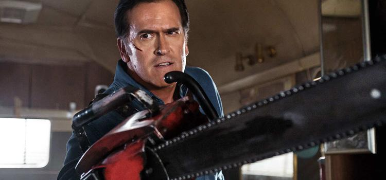 Ash Williams, Bruce Campbell