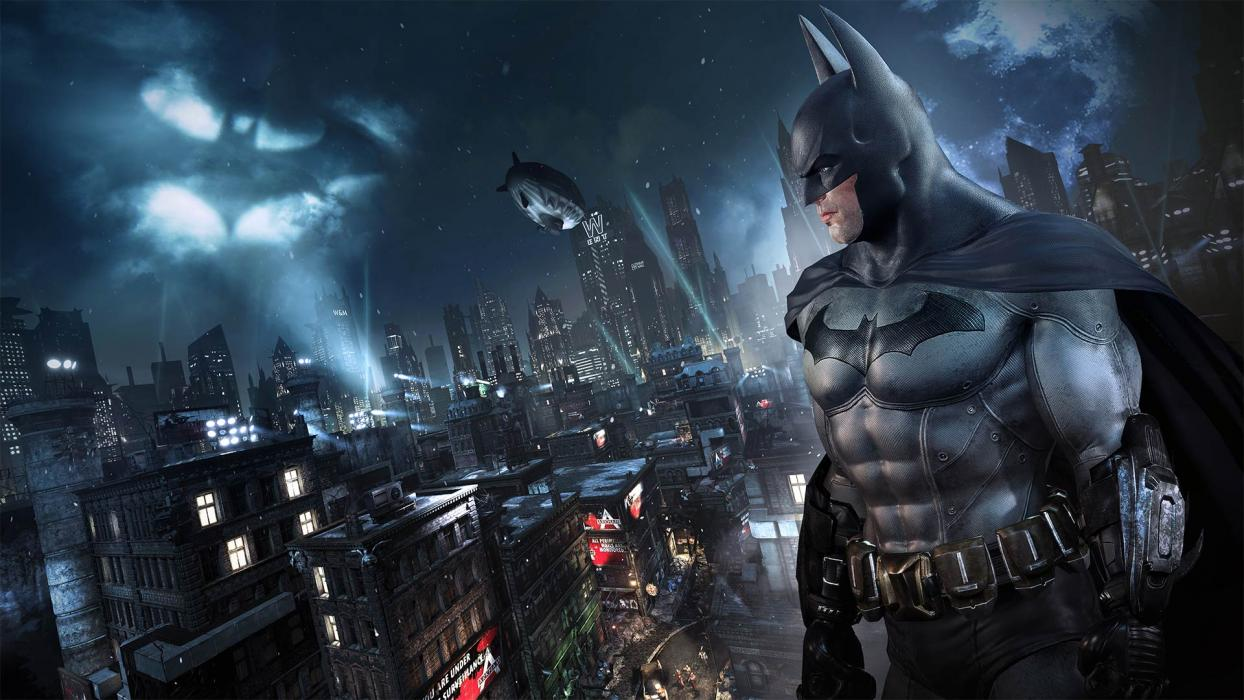 Batman Return to Arkham - Cabecera