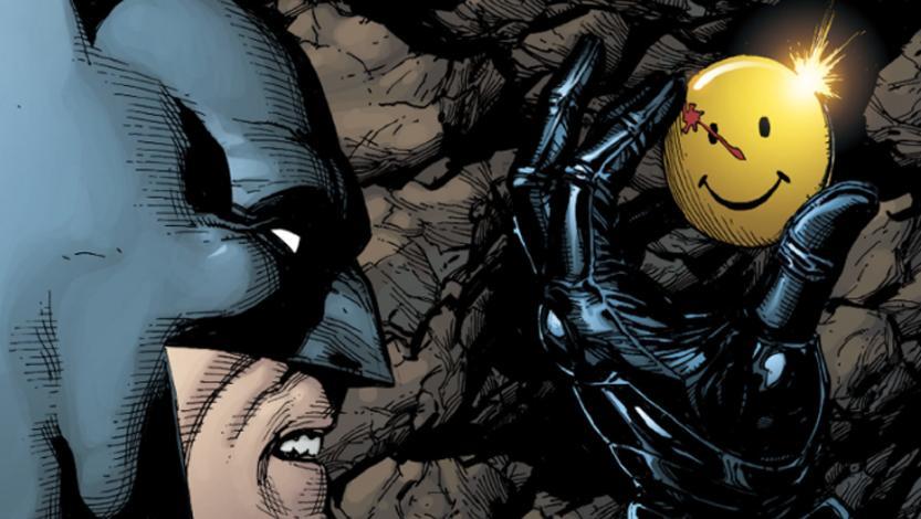 Batman y Watchmen