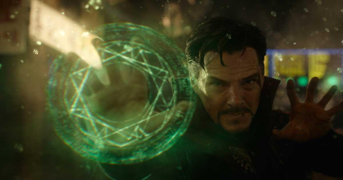 Doctor Strange - Crítica doble de la película de Benedict Cumberbatch