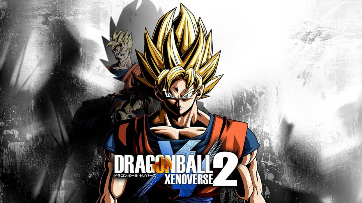 Dragon Ball Xenoverse 2 - Cabecera