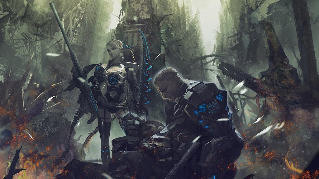 Earth S Dawn Analisis Del Rpg Para Ps4 Xbox One Y Pc