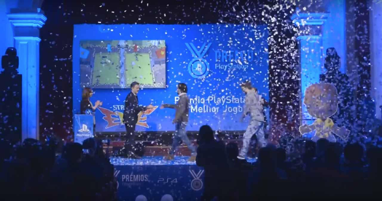 Finalistas Premios PlayStation Portugal 2016
