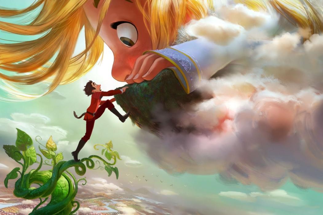 Gigantic, nueva película animada de Disney