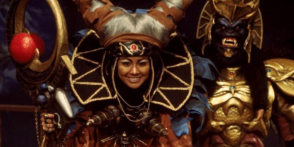 Rita Repulsa, Power Rangers,