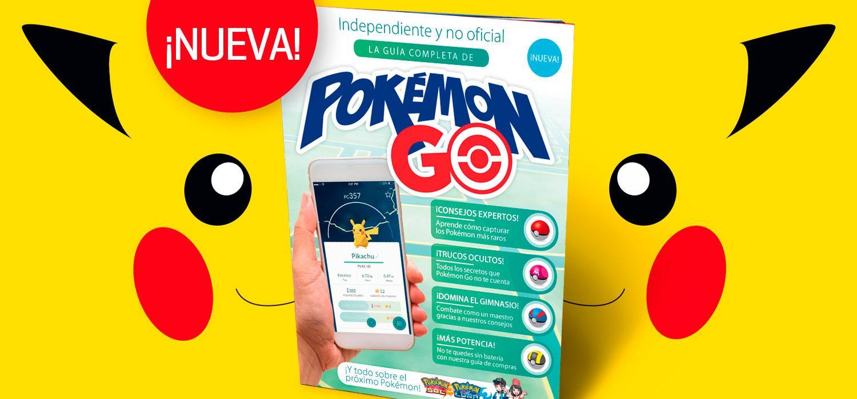 Guía completa Pokémon Go