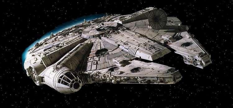 Nave espacial, Star Wars, Han Solo