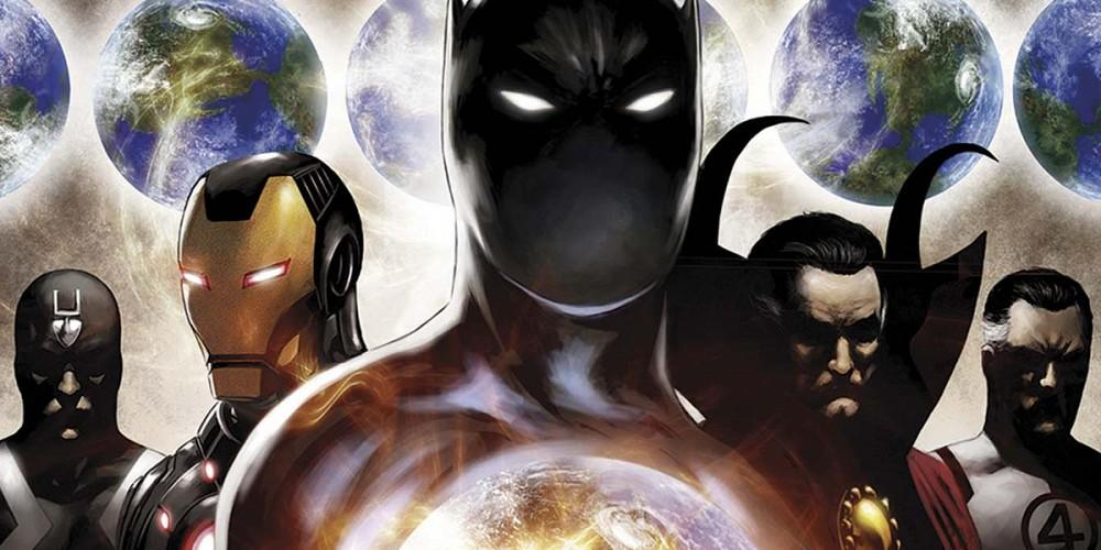 Marvel Comics Infinity War