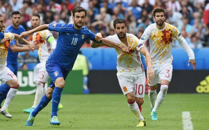 Italia-España - Mundial de Rusia 2018