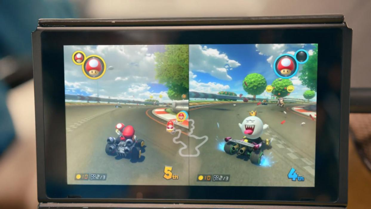 Nintendo Switch - Mario Kart