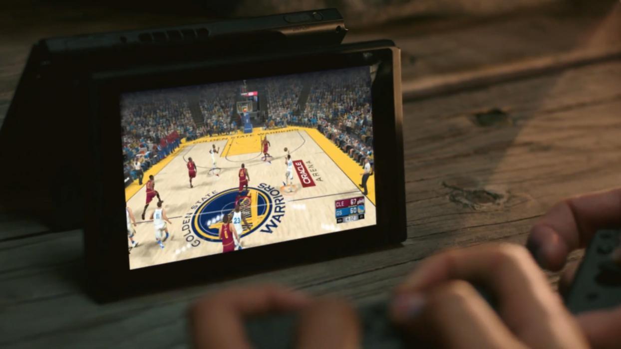 Nintendo Switch - NBA 2K