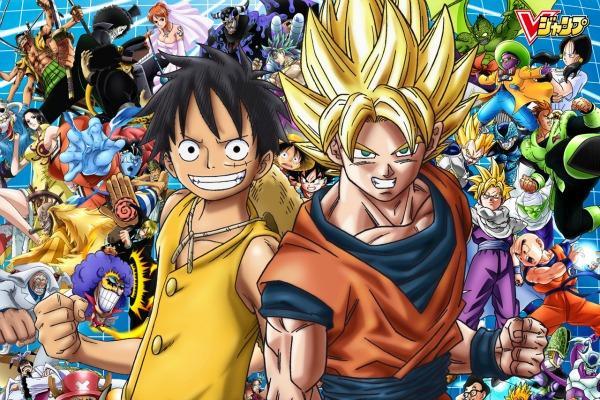 One Piece Dragon Ball
