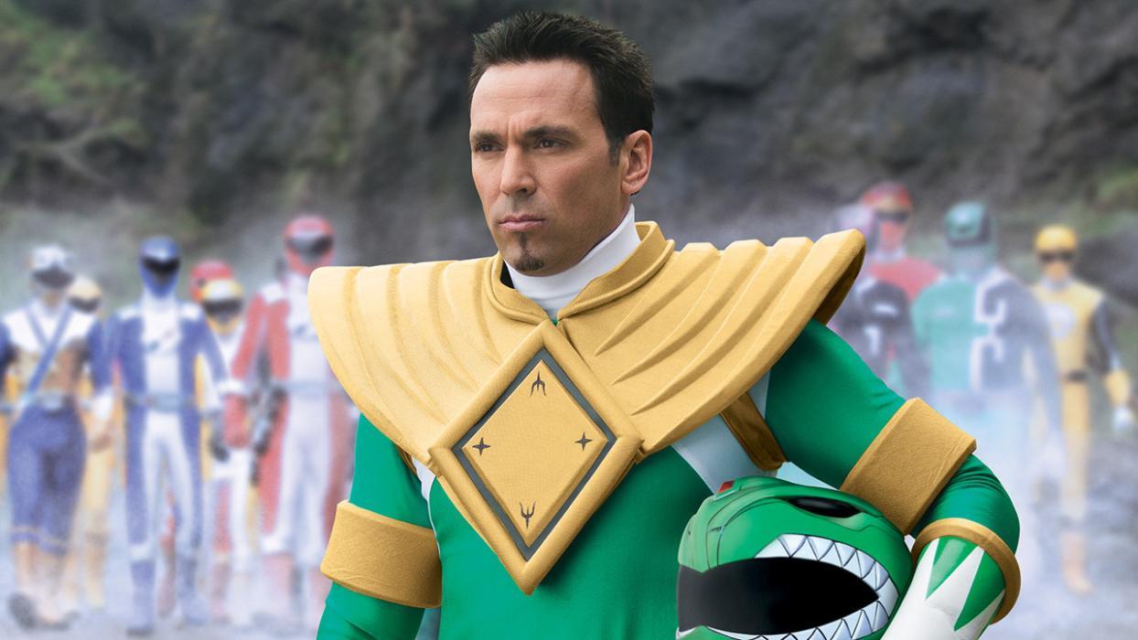 Power Rangers (serie) - Ranger Verde