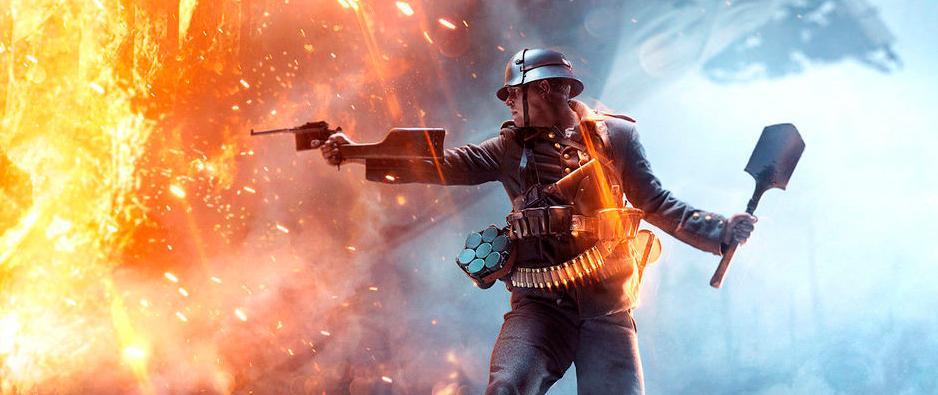 Principal Battlefield 1 PRE