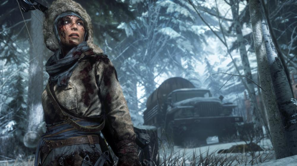 Rise of the Tomb Raider 20 Aniversario en PS4