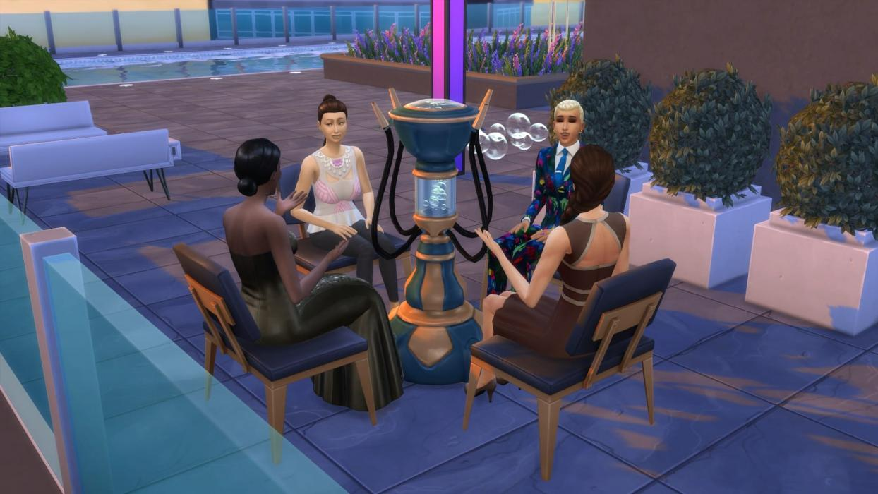 Sims 4 Urbanitas Principal