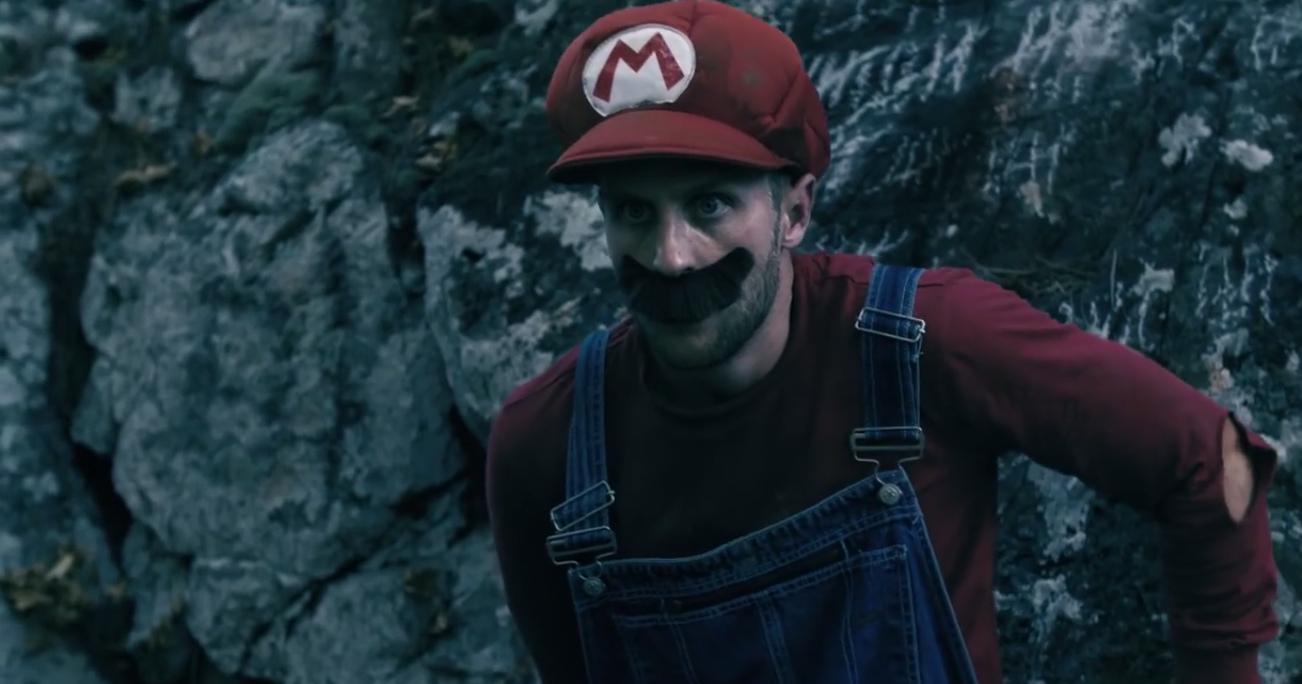 Super Mario Underworld