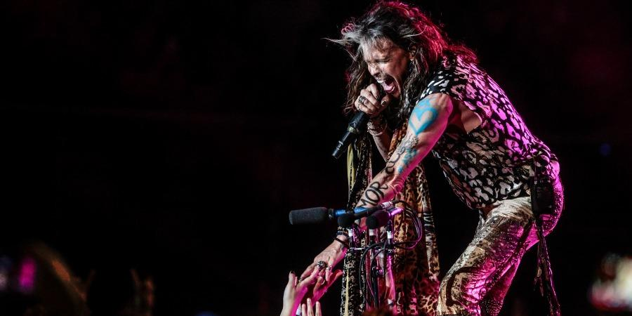 Aerosmith - Gira por España