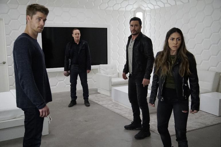 Agentes de SHIELD - Crítica temporada 3, ya en Netflix