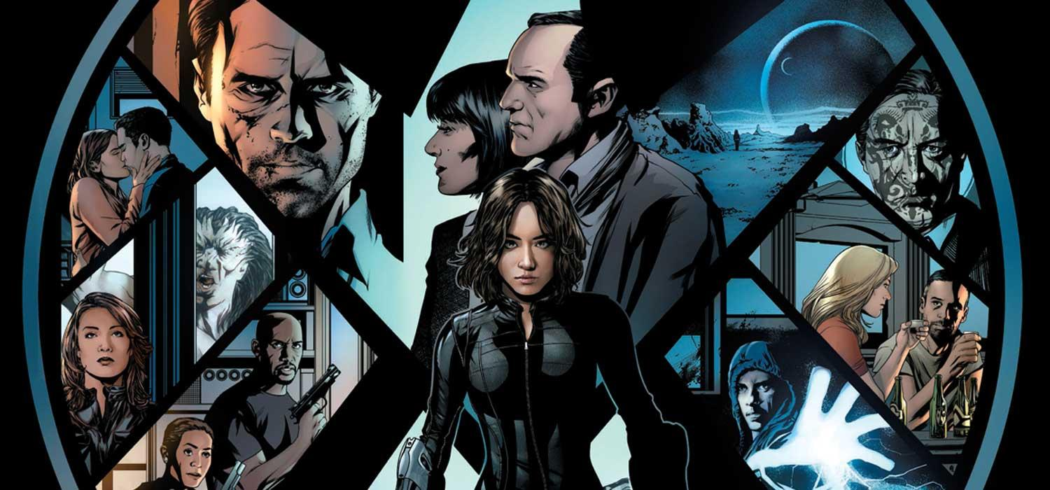 Agentes de SHIELD temporada 3