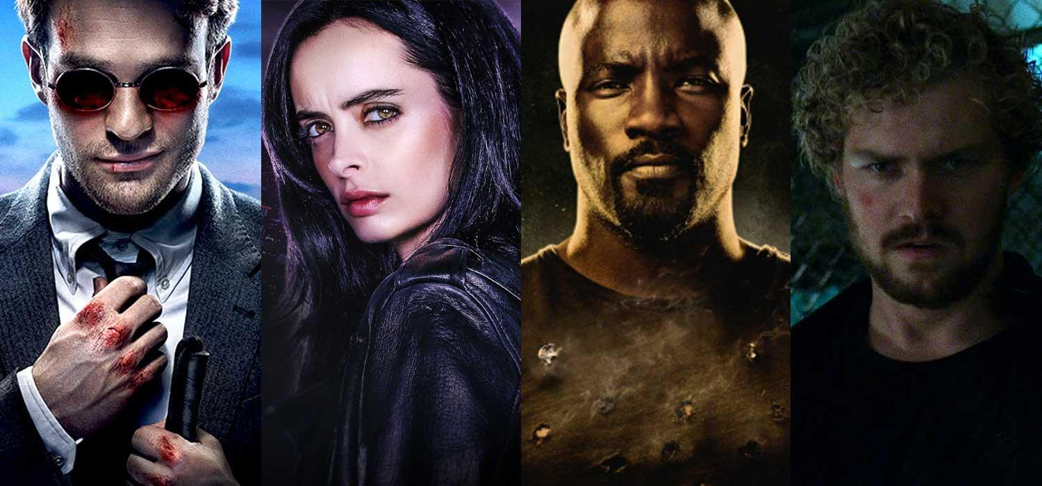 "The Defenders -¿Quiénes son los ""Vengadores"" de Netflix y Marvel?"