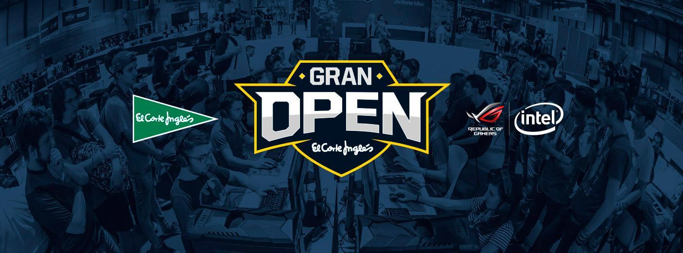Gran Open El Corte Inglés - Gamergy