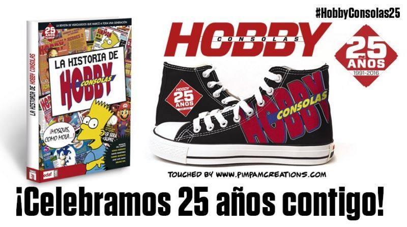Hobby Consolas 25 años