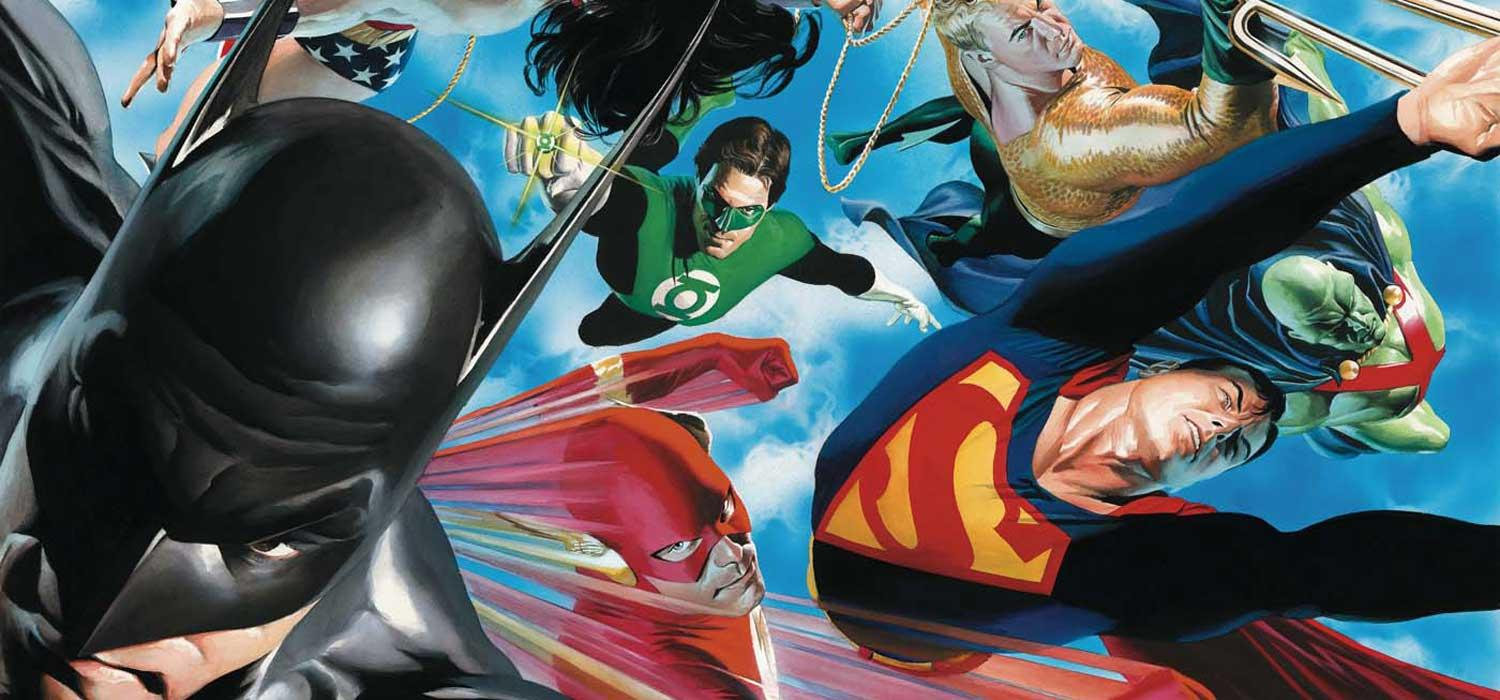 JLA: Libertad y Justicia, Paul Dini y Ales Ross - Review