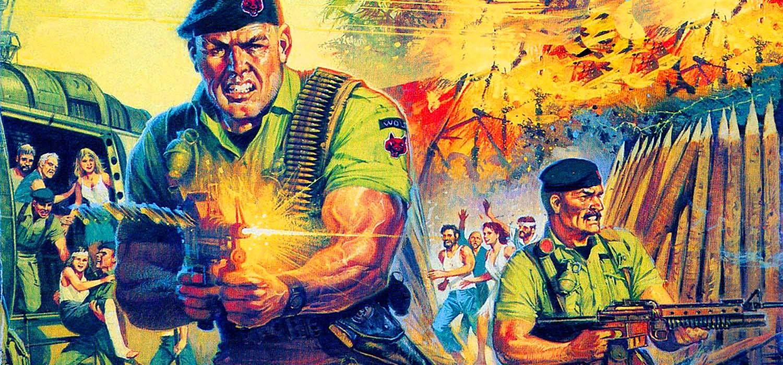 Juegos de guerra retro Principal