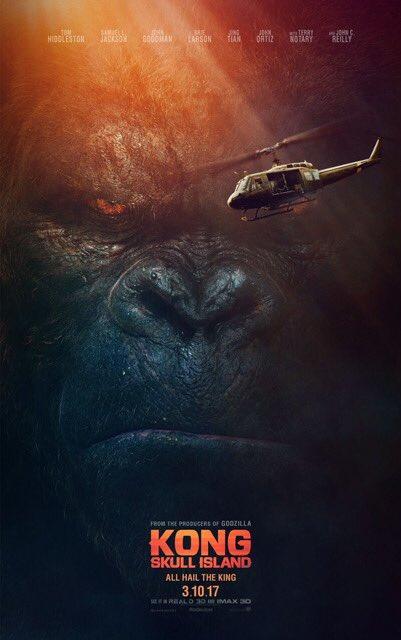 Kong: Skull Island Poster
