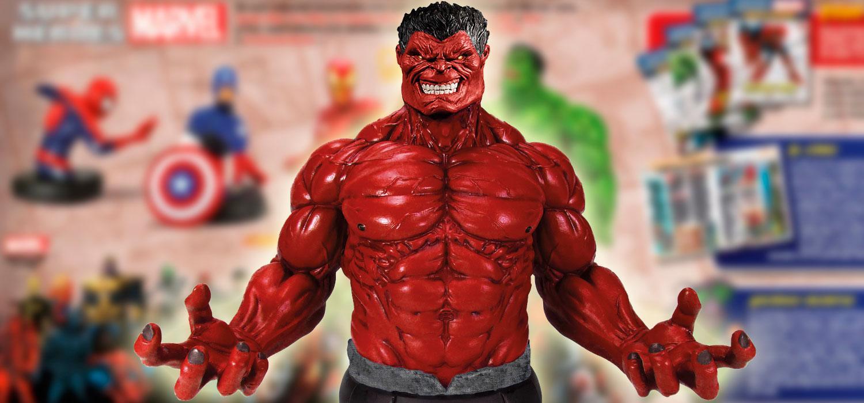Marvel - Hulk Rojo
