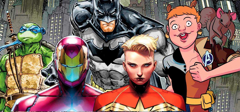 Los mejores cómics de 2016