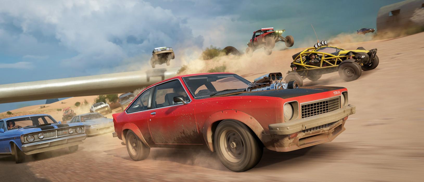 Los mejores juegos de carreras de 2016