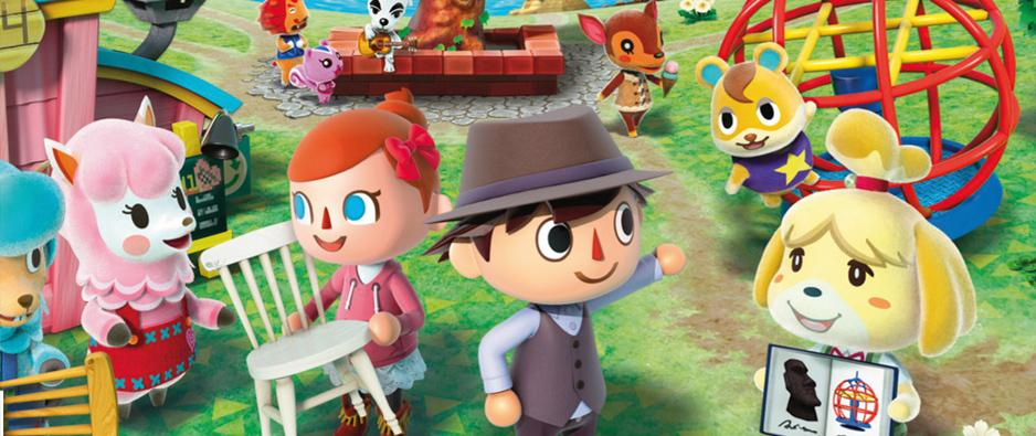 Principal Animal Crossing
