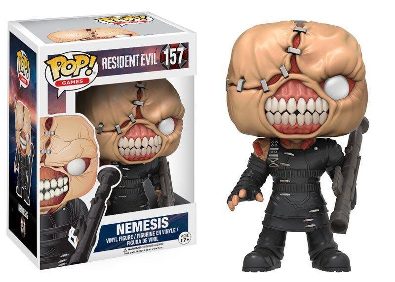 Resident Evil - Muñecos Funko Pop!