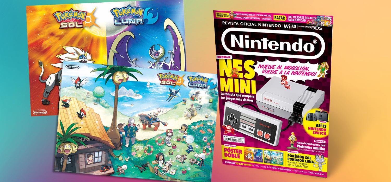 Revista Oficial Nintendo nº 291 ya a la venta