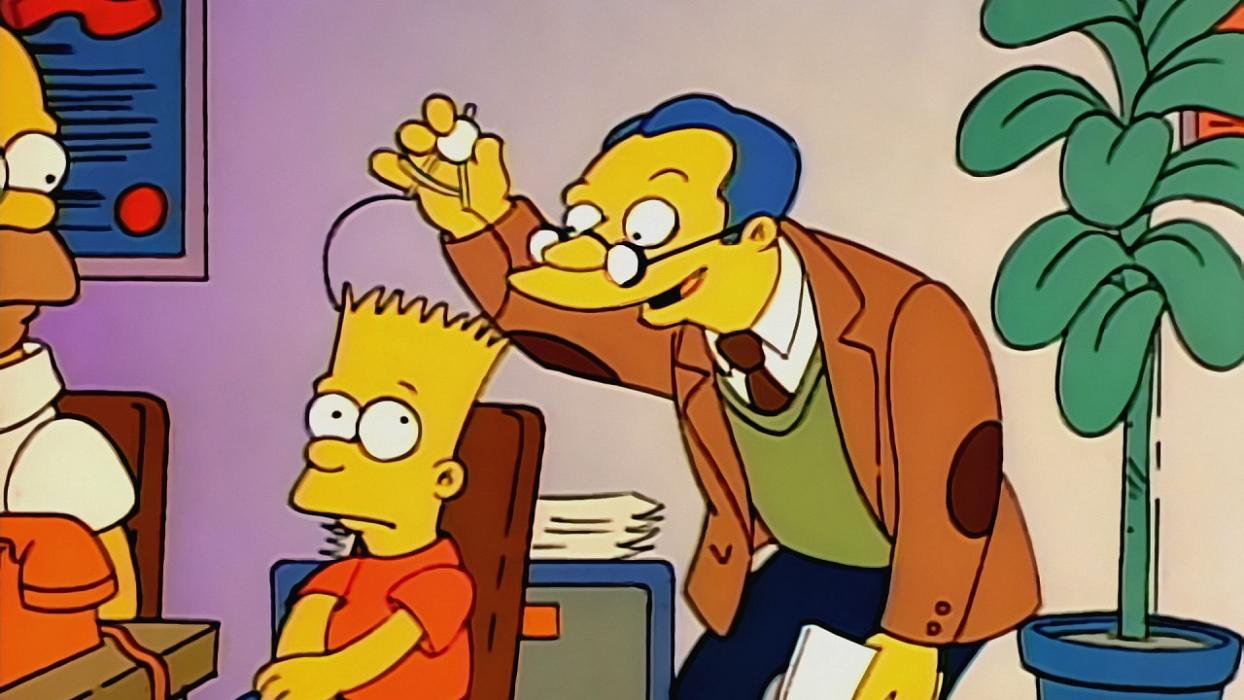 Bart el genio 1
