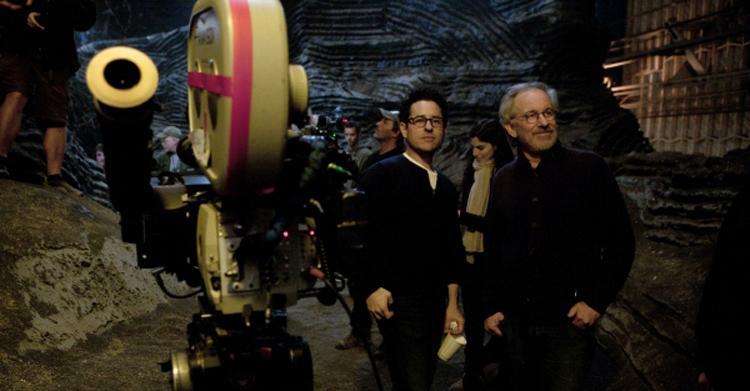Spielberg y J.J. Abrams