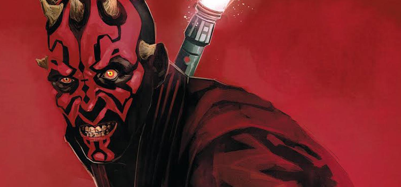 Star Wars - Darth Maul tendrá su propia serie limitada de Marvel Comics