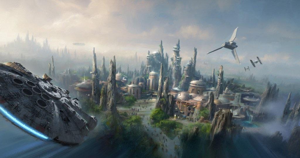 Star Wars Parque de atracciones