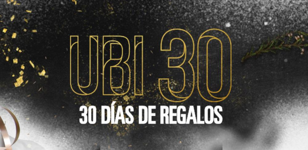 Ubisoft 30 Aniversario